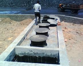 地埋式生活污水一体化设备